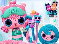Лялька Pop Pop Hair Surprise Модна Зачіска з гребінцем і вихованцем MGA 561873, фото 1