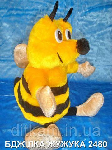 Мягкая игрушка Пчелка Жужука (33см)