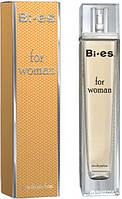 Туалетна вода для жінок Bi-es Lacoste - pour femme 100 мл (5906513004045)