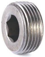 DIN 906 M : нержавеющая пробка резьбовая коническая (метрическая резьба)