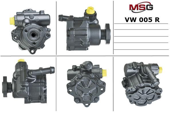 Насос гидроусилителя VW CADDY восстановленный ZF VW005R