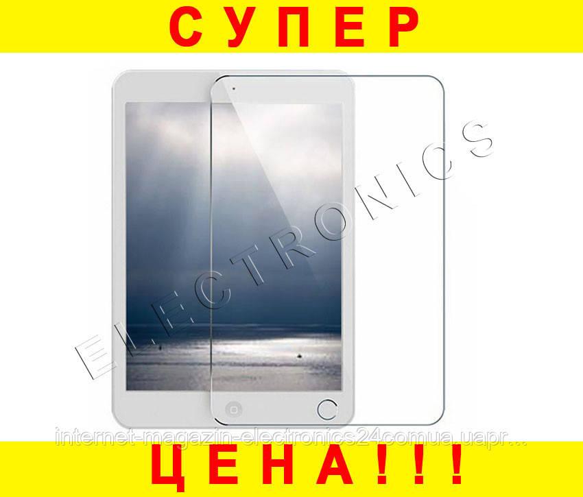 Защитная пленка-стекло на iPad mini - Интернет магазин Electronics24 в Одессе