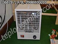 Тепловентилятор бытовой 6 кВт Днипро