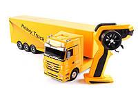Большой грузовик Мерседес на пульте управления 48см! масштаб 1:18
