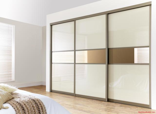 Раздвижные двери для шкафов-купе монтаж под ключ
