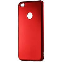 Защитный бампер тонкий, чехол, накладка для iPhone 7/8, цвет красный графит