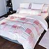 Комплект постельного белья  ТЕП™ 276 Розетта 150х215 Бязь