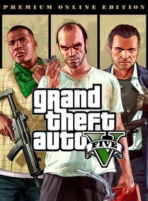GTA 5 Premium Online Edition (PC) Электронный ключ