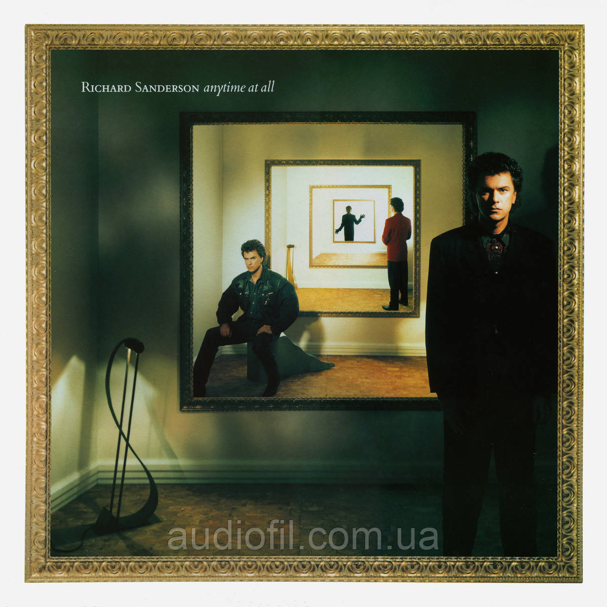 CD диск Richard Sanderson – Anytime At All, фото 1