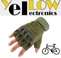 Беспалыевелоперчатки Oakley Glove, Green ( М,L,ХL )
