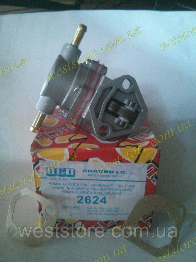 Бензонасос итальянский (насос топливный) Ваз 2108,2109,21099, BCD Италия Оригинал