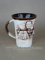 Чашка в украинском стиле. Украинский сувенир