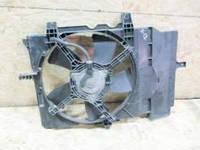Мотор охлаждения радиатора Nissan Micra K12 Б/У