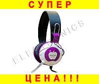 Наушники с микрофоном Chenyun CY-715
