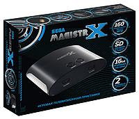 Игровая приставка Sega Magistr Drive X 160 игр  СЕГА + 160 лучших игр 16 бит