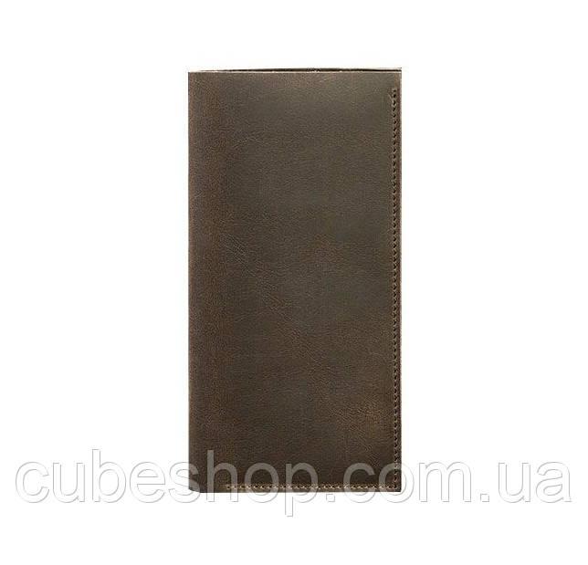 Кожаный тревел-кейс 3.1 (темно-коричневый)