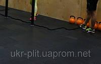 Покрытие для пола тяжелоатлетического зала, пол для кроссфита