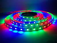 Светодиодная лента Бегущая волна SMD 5050 54 LED/m RGB Magic IP20 Premium, фото 1