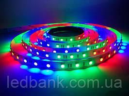 Светодиодная лента Бегущая волна SMD 5050 54 LED/m RGB Magic IP20 Premium