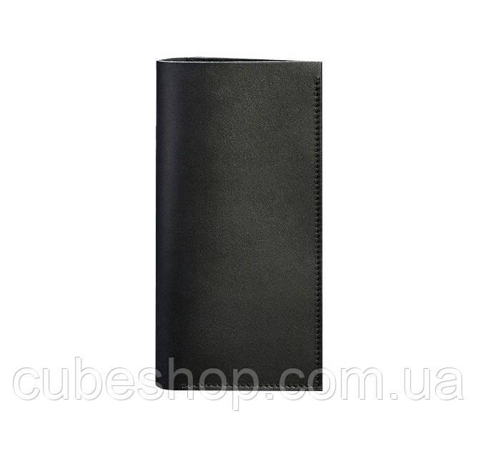 Кожаный тревел-кейс 3.1 (черный) кожа Krast