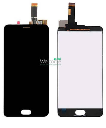 Модуль Meizu M6 black дисплей экран, сенсор тач скрин, фото 2
