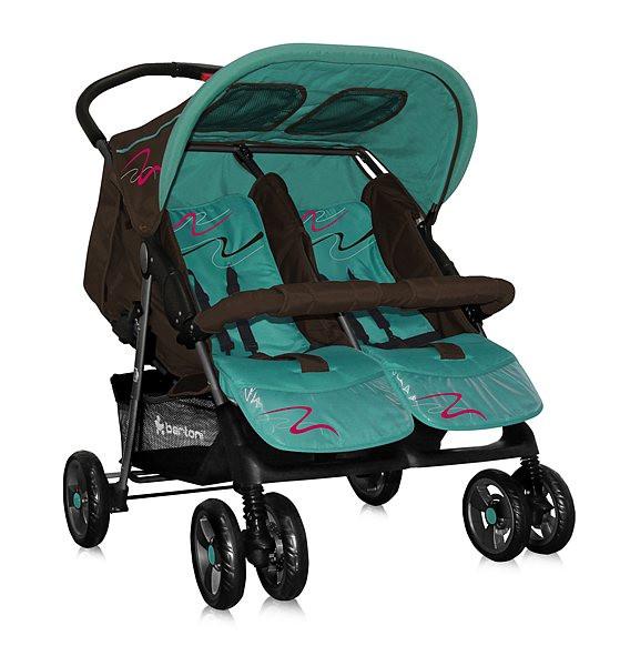 Детские коляски для двойни