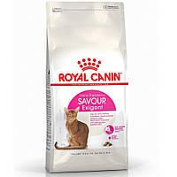 Корм Royal Canin Savour Exigent  для кошек привередливых к вкусу, 2 кг