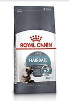 Корм Royal Canin Intense Hairball для выведения волосяных комочков, 2 кг