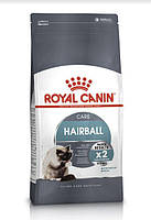 Корм Royal Canin Intense Hairball, для выведения волосяных комочков, 10 кг