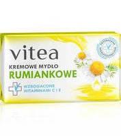 Крем-мыло Vitea ромашка 100 г, Польша