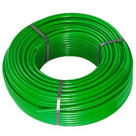 Труба для теплого пола Romstal Pe-Rt 16х2.0 мм tip II (бухта 200м) зеленая