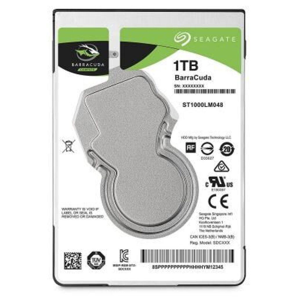 """Жесткий диск для ноутбука 2.5"""" 1TB Seagate (ST1000LM048)"""