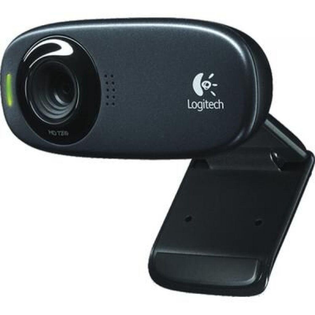 Веб-камера Logitech Webcam C310 HD (960-001065), фото 1