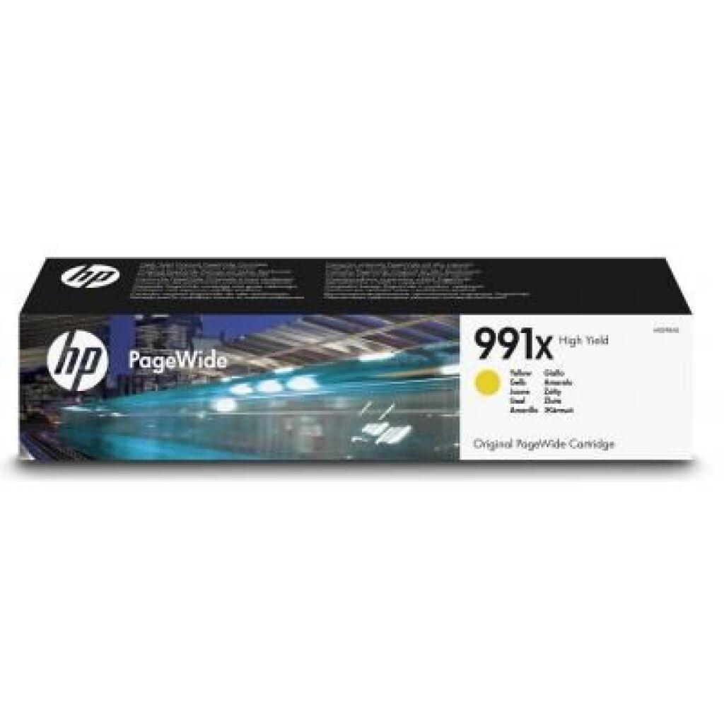 Картридж HP № 991X Yellow 16K, PageWide Pro 772/777/750 (M0J98AE)
