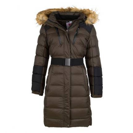 Куртка удлинненая для девочки-подросткаGLO-Story GMAD-9890(146\152,170 р.), фото 2