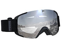 Очки Salomon Xview Black Uni / Super White 2020