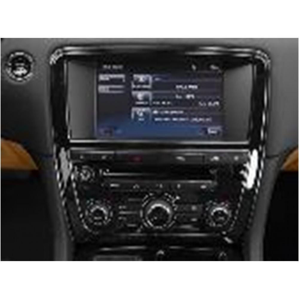 Мультимедийный видео интерфейс Gazer VI700A-JLR/B (Jaguar/Land Rover)