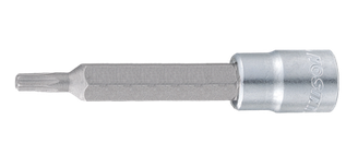 "Бита в головке TORX 1/2"" T55*100 мм"