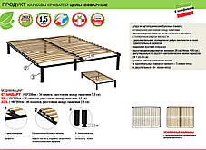 Каркасы кроватей XL Усиленный (Comfoson), фото 2