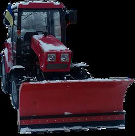 Отвалы для мини тракторов