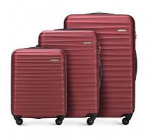 Чемоданы WITTCHEH 56-3A-312-31 чемодан валiза набор чемоданов виттчен чемодан на колесах