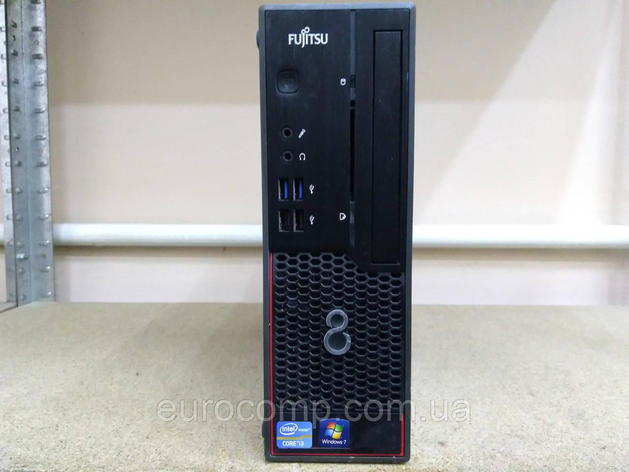 Мощный мини компьютер, медиа сервер для дома и игр на Core i3-3220 Fujitsu C710 (Windows 7 Лицензия)