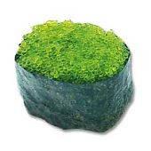 Икра Тобико зеленая