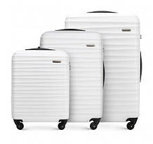 Wittchen набор чемоданов виттчен чемодан на колесах валiза витхен