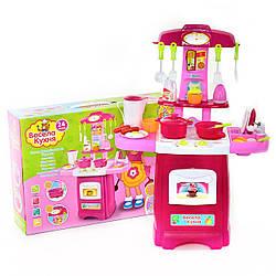 Кухня дитяча звук , світло , Тече водичка 2728 L