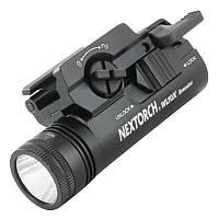 Фонарь пистолетный, подствольный Nextorch WL10X Executor (Cree XP-G2, 230 люмен, 1 режим, 1xCR123A)