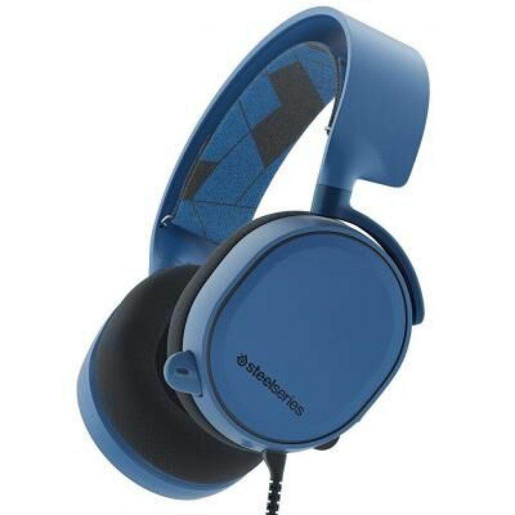 Наушники SteelSeries Arctis 3 Boreal Blue (61436)