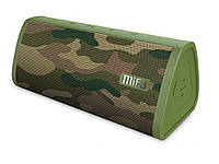 Портативна Bluetooth колонка Mifa A10  Зелений камуфляж