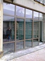 Ламинированные металлопластиковые окна - позволь себе лучшее, не ограничивай дизайнерскую мысль.