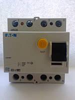 Устройство защитного отключения (УЗО) In=63A, 30mA, 3+N (PF6-63/4/0,03) _ Eaton-SALE